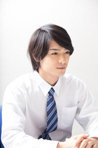 小早川俊輔 撮影:石阪大輔