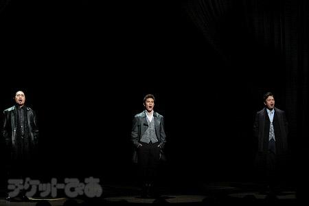 劇団四季『ソング&ダンス65』公開舞台稽古より