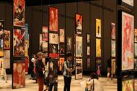 「現代演劇ポスター展-演劇の記憶、時代の記憶、都市の記憶-」(2015)より