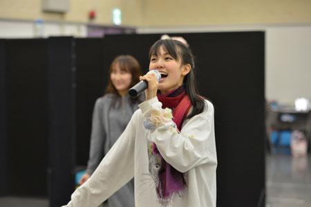舞台「けものフレンズ」稽古場より 撮影:源賀津己