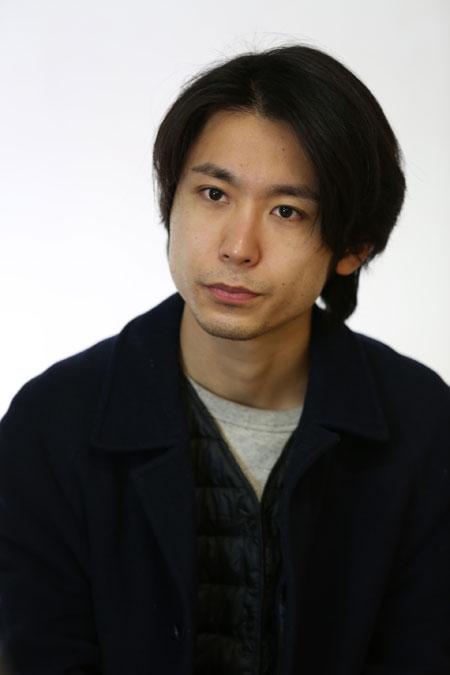 内田健司  撮影:交泰
