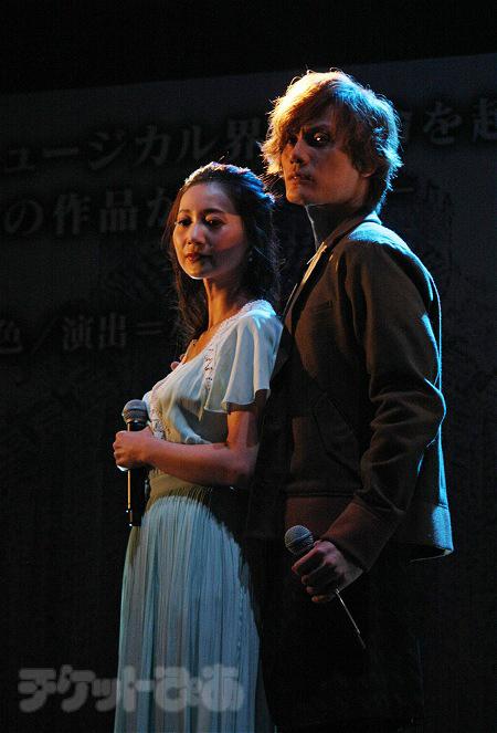 ミュージカル『1789-バスティーユの恋人たち-』製作発表会見より