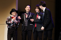 C.I.A.presents「春のファン祭り」 撮影:岩村美佳