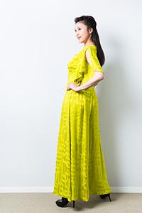 衣装:TAE ASHIDA 撮影:森好弘