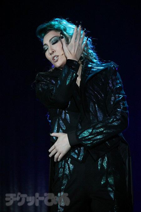 宝塚歌劇月組公演『エリザベート』の制作発表より 珠城りょう