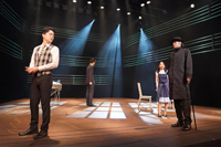 公演『無伴奏ソナタ』 撮影: 伊東和則