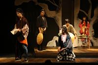 『うつろのまこと-近松浄瑠璃久遠道行』 撮影:岩田えり