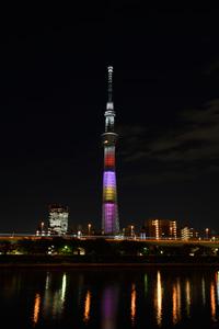 特別ライティング/(C)TOKYO-SKYTREE