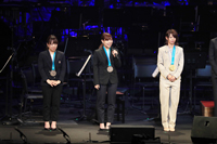 『オリンピックコンサート2018』の模様
