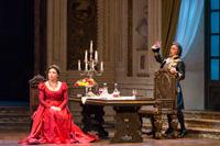 新国立劇場オペラ「トスカ」 前回公演より  写真提供:新国立劇場