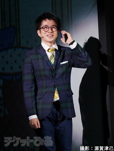 ミュージカル『あなたの初恋探します』より ミニョク役の村井良大