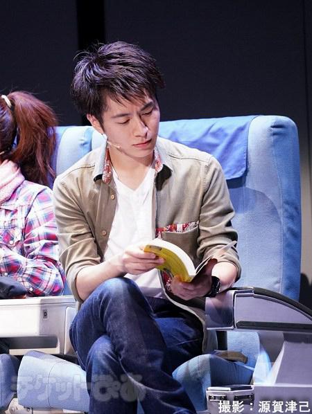 ミュージカル『あなたの初恋探します』より キム・ジョンウク役の村井良大