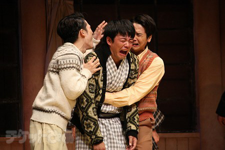 舞台『宝塚BOYS』が開幕