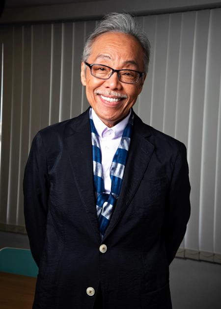 谷村新司 撮影:川野結李歌