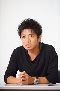 和田正人 撮影:石阪大輔