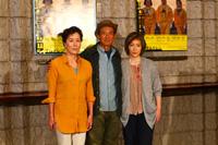 (画像左から)高畑淳子、鶴見辰吾、若村麻由美