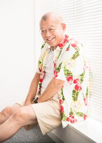 笑福亭鶴瓶 撮影:源賀津己