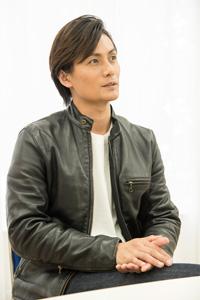 加藤和樹 撮影:川野結李歌