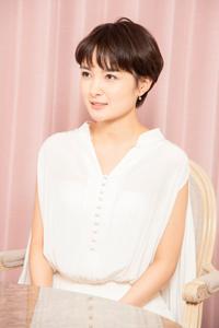ジュリエット役 葵わかな 撮影:川野結李歌