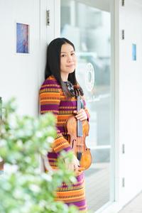 米元響子 撮影:吉田たかゆき