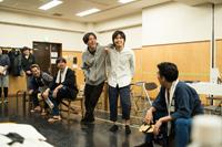 ゴツプロ!第四回公演「阿波の音」 稽古場より 撮影:MASA HAMANOI