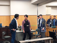 ゴツプロ!第四回公演「阿波の音」 稽古場より