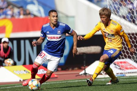 エジガル・ジュニオ(横浜F・マリノス)