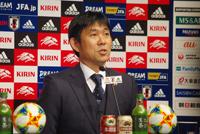 森保一日本代表監督