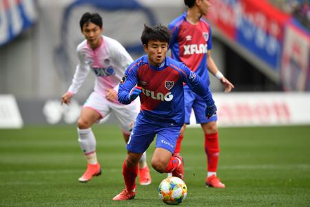 久保建英(FC東京) (C)J.LEAGUE
