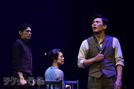 謎めく物語、美しい音楽。ミュージカル『SMOKE』開幕 撮影:吉原朱美