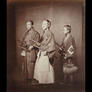 ◎フェリーチェ・ベアトの写真 人物・風景と日本の洋画