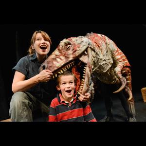 ◎Erth's Dinosaur Zoo 恐竜どうぶつ園