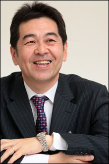 読売新聞東京本社 五輪・サッカー推進事務局部長 塩見要次郎