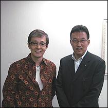 神戸JAZZ2008(カルロス菅野×竹上勲)