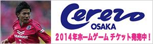セレッソ大阪 J1リーグ戦