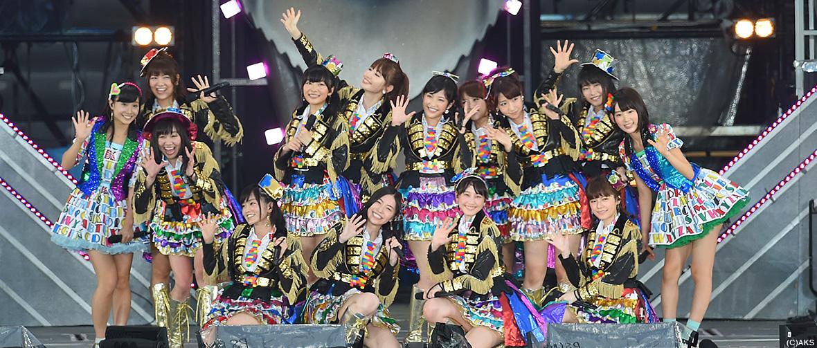 AKB48 総選挙ミュージアムのチケット