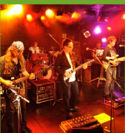 Blind Spot(ほぼS.S.T.Band)