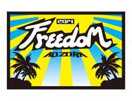 FREEDOM aozora 2014
