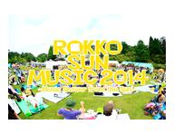 ROKKO SUN MUSIC 2014