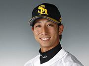 福田秀平(ソフトバンク)外野手