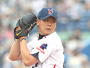 増渕竜義(ヤクルト)投手