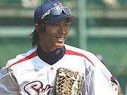上田剛史(ヤクルト)外野手