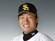 山田大樹(ソフトバンク)投手