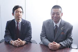稲垣理事・LIXIL 石橋和之部長