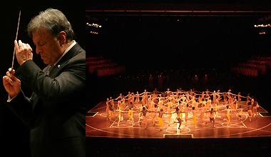 モーリス・ベジャール振付 ベートーヴェン「第九交響曲」 東京バレエ団創立50周年記念 (東京都)