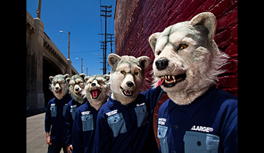 MAN WITH A MISSION(兵庫県)