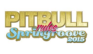 PITBULL rules SPRINGROOVE 2015(兵庫県)