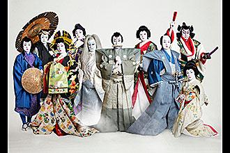 二月花形歌舞伎(福岡県)