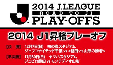 2014J1昇格プレーオフ (東京都・静岡県)