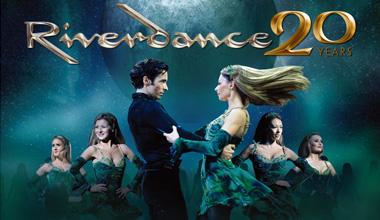"Riverdance 20years ""the anniversary tour""(全国)"